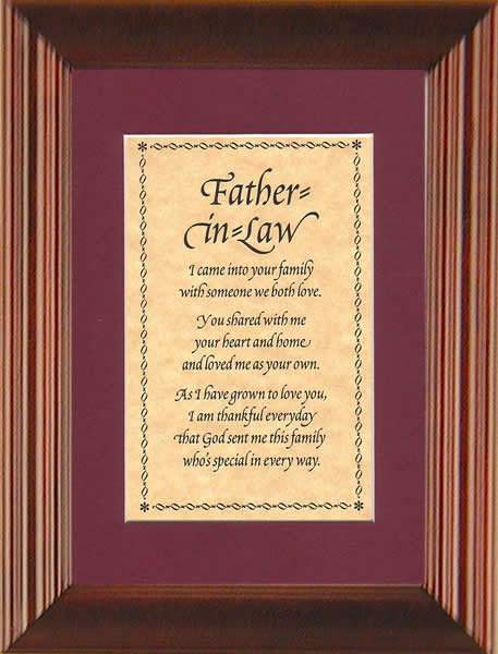 Quotes About Father In Law 48 Quotes
