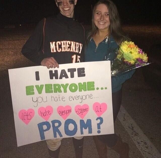 Quotes about Asking someone to prom (16 quotes)
