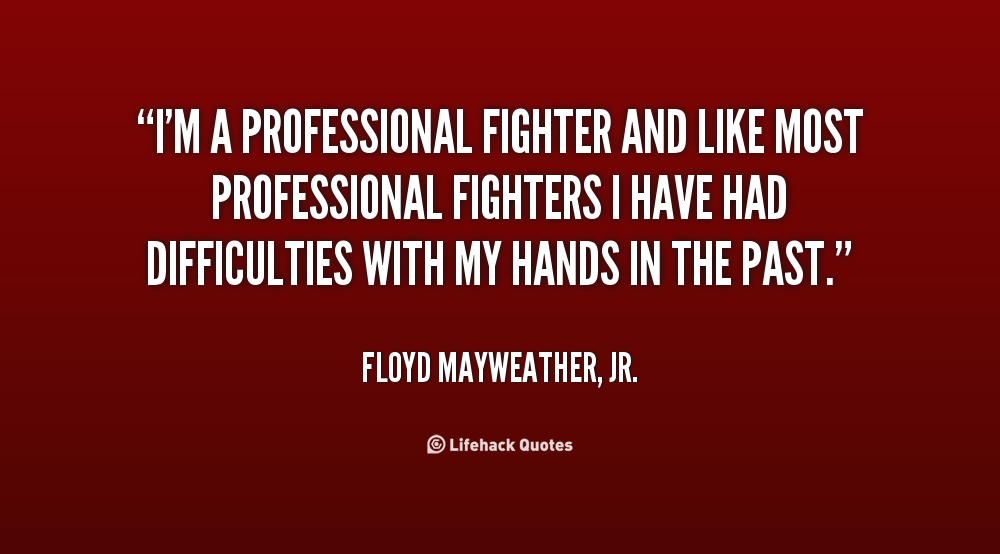 Backfighter quotes