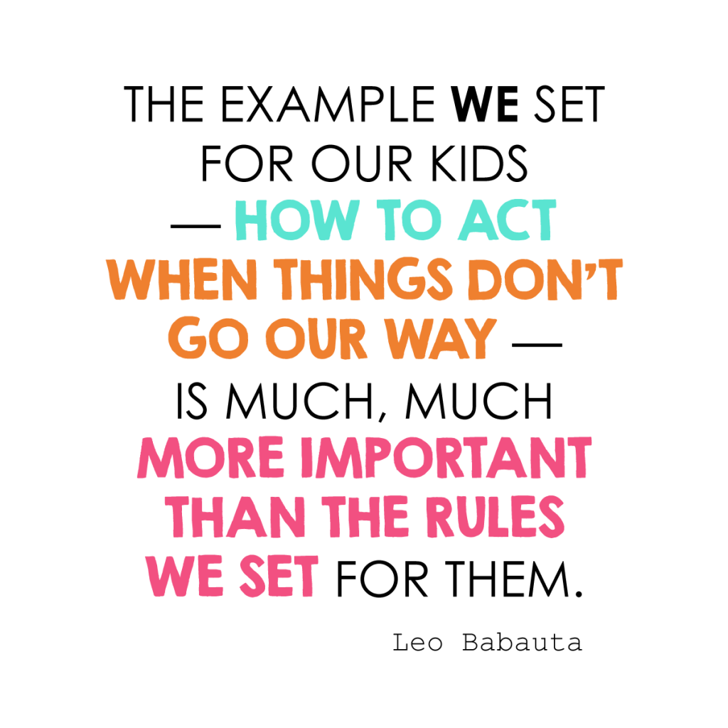 Quotes About Setting The Example 63 Quotes