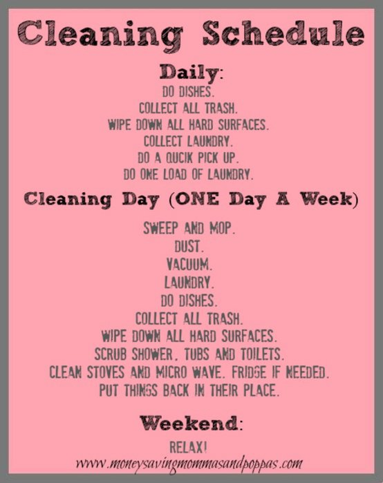 Quotes about Cleaning (254 quotes)