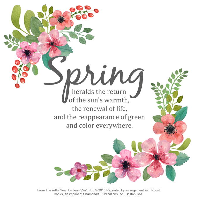 Quotes about Easter and spring (21 quotes)