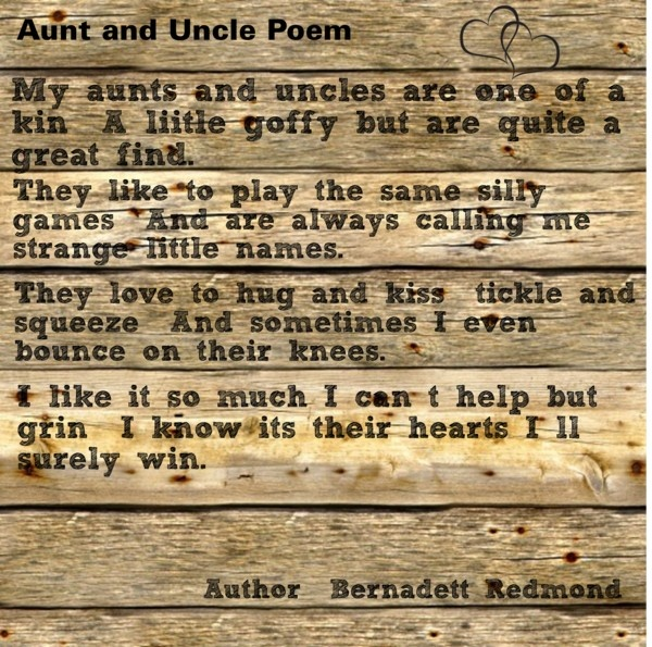 Quotes About Aunts And Uncles 53 Quotes