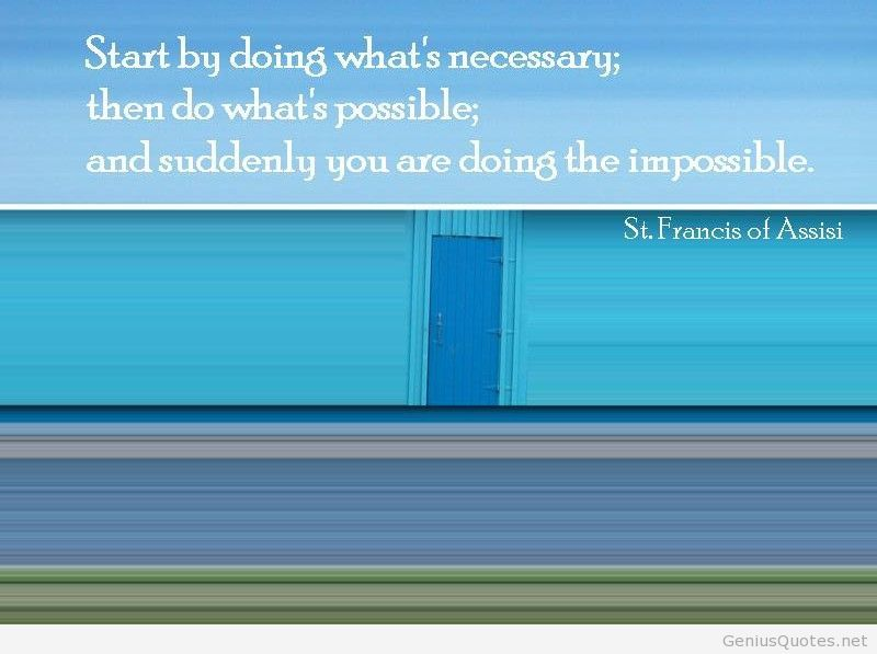 Quotes About St Francis Of Assisi 44 Quotes
