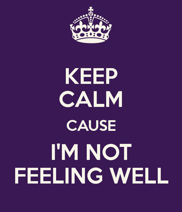 Quotes about not feeling well 47 quotes co altavistaventures Gallery