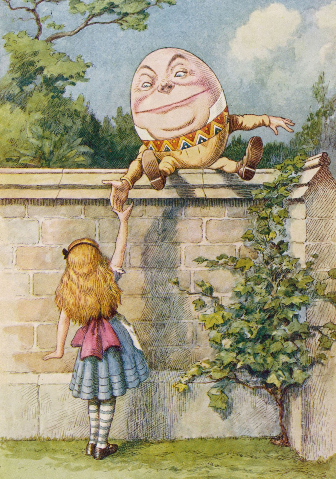 Quotes About Humpty Dumpty 45 Quotes