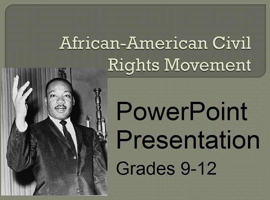african american civil right movement essay example The civil rights movement in america, which began officially under president lyndon johnson in 1964, has led to tremendous forward strides for african americans, hispanics, native americans, and women yet, much needs to be accomplished, for true equality for every american remains a dream for many.