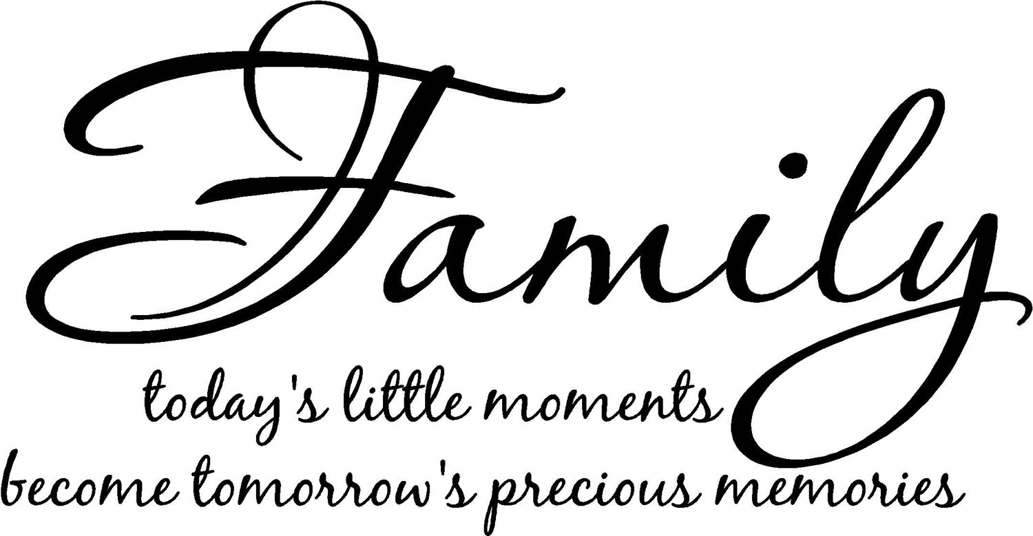 Quotes About Family Moments (50 Quotes