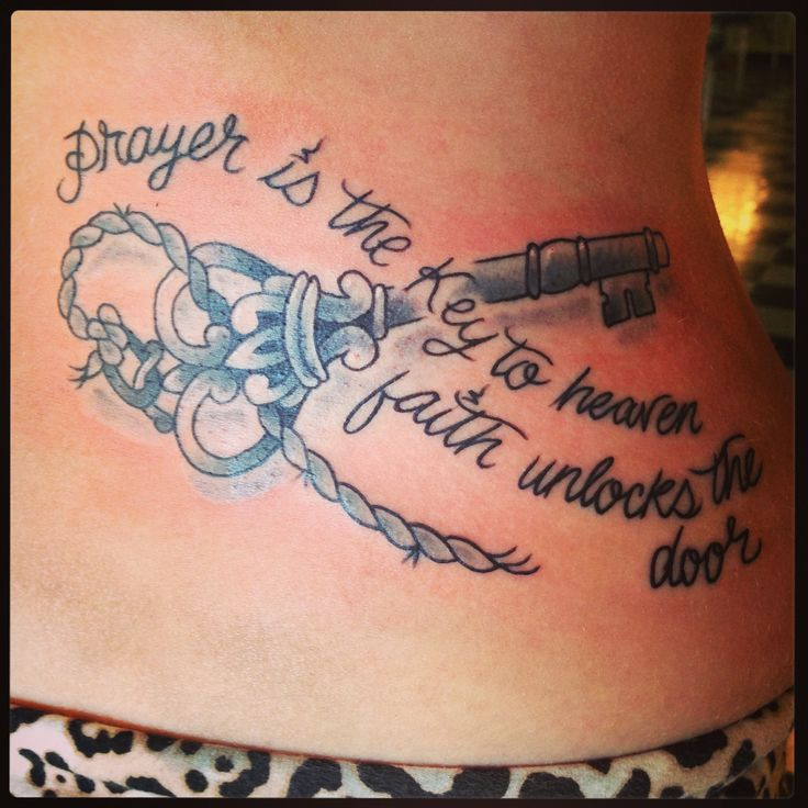 Quotes About Faith Tattoos (25 Quotes