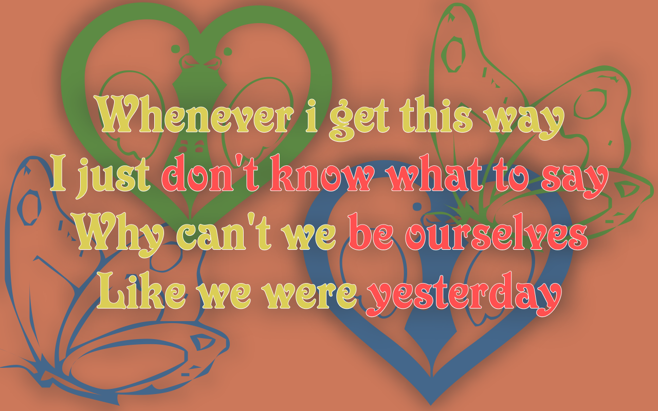 Quotes about Love triangle (9 quotes)