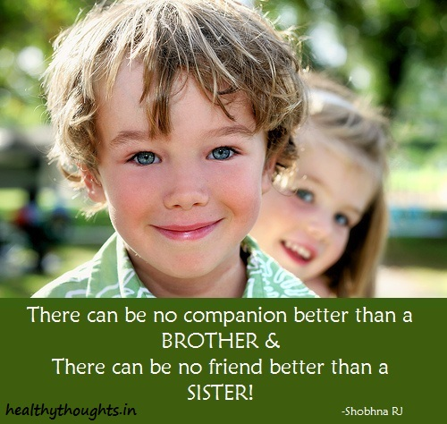 Quotes About Brother And Sister Love 49 Quotes