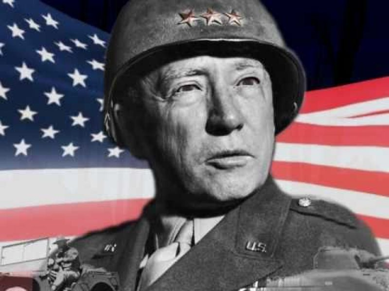 an overview of general pattons famous speech in the united america After the end of world war 2, he was elected as the first supreme commander of nato and later became the 34th president of the united states of america after living a prestigious and esteemed.