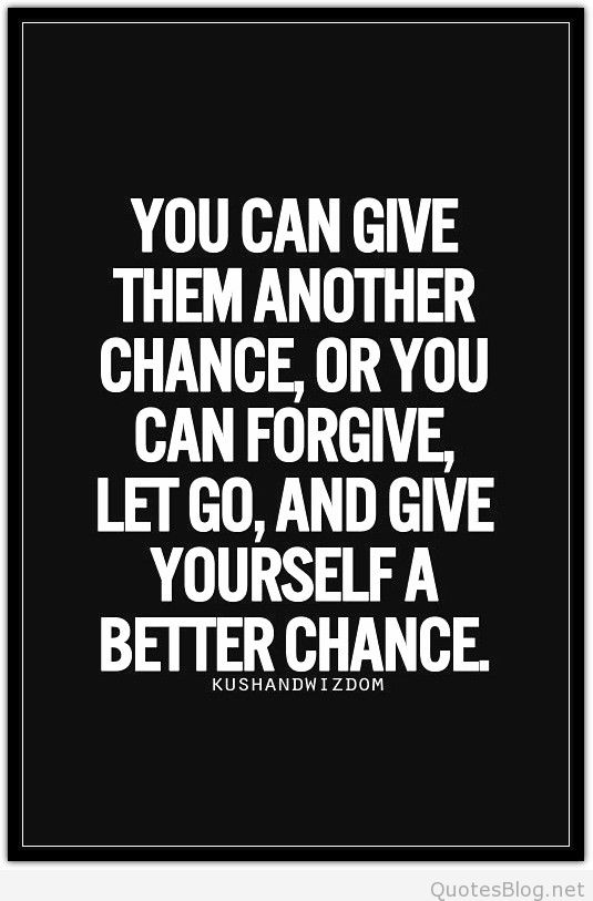 Quotes About Giving Others A Chance 35 Quotes