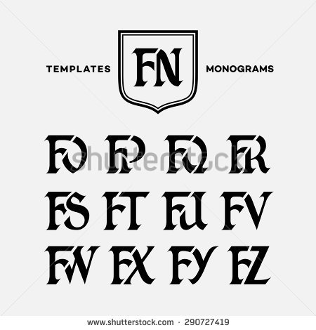 Quotes about Monograms (28 quotes)