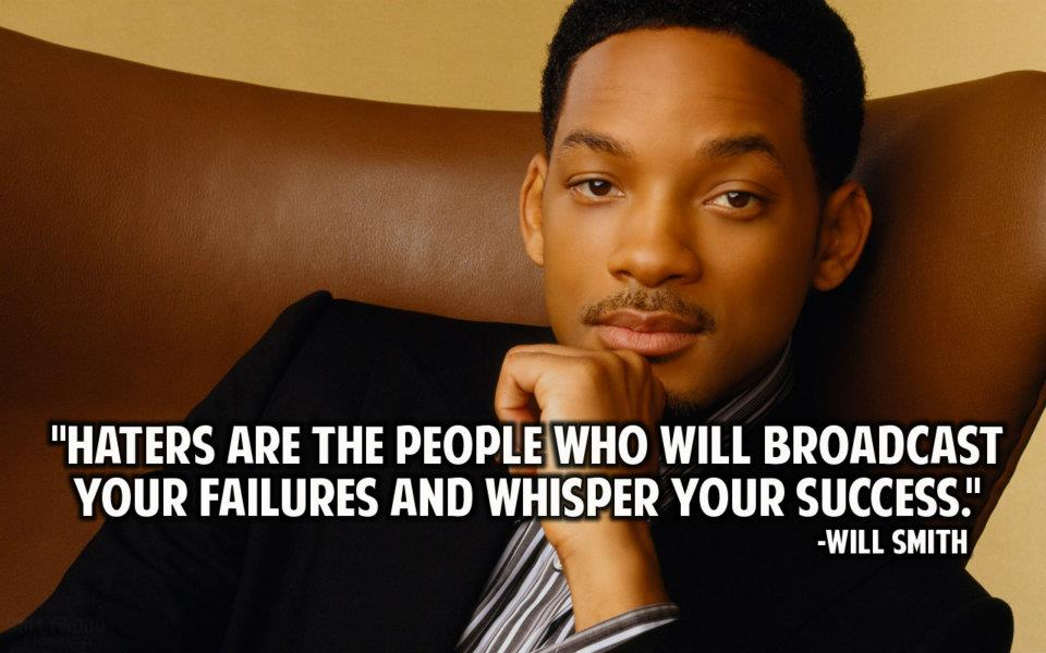 Quotes About Success Haters 47 Quotes