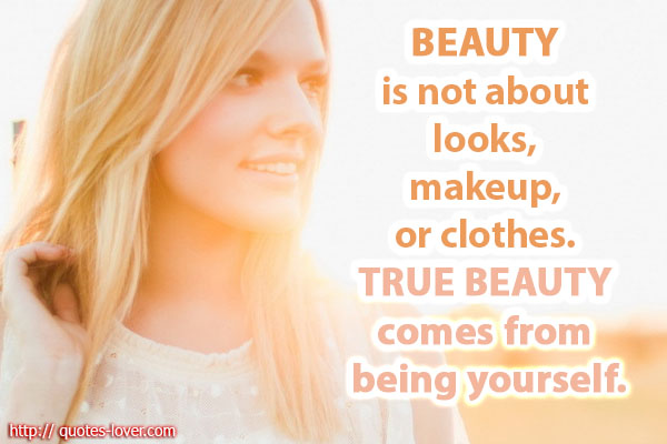 Quotes About Beauty Makeup 60