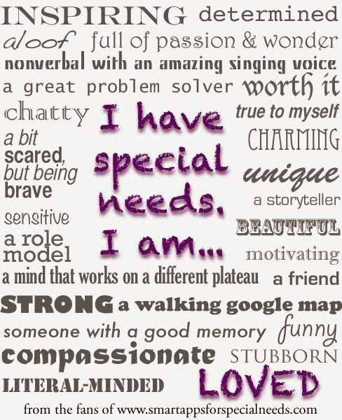 Quotes about Special Needs Children (39 quotes)