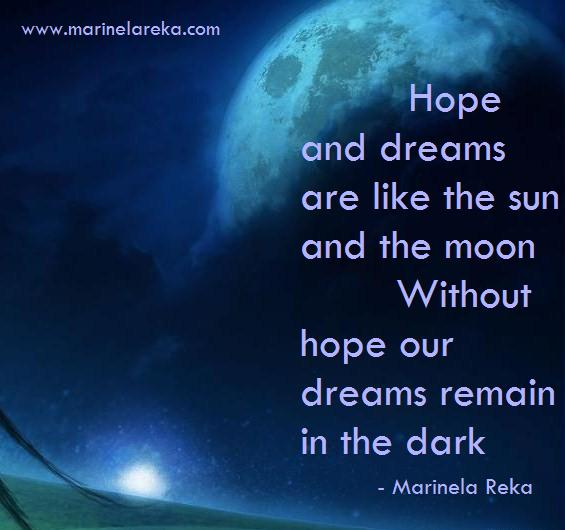 Quotes About Hope And Dreams 73 Quotes