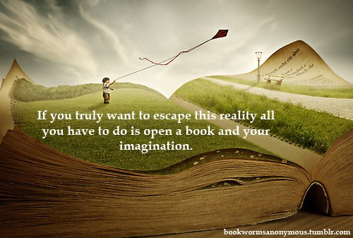 Quotes About Reading And The Imagination 60 Quotes