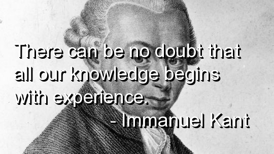 quotes about knowledge through experience quotes