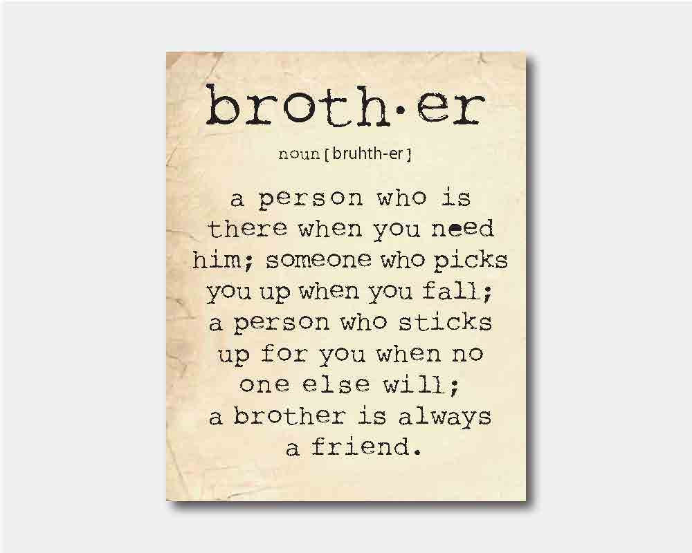 Quotes About My Brother Birthday 29 Quotes