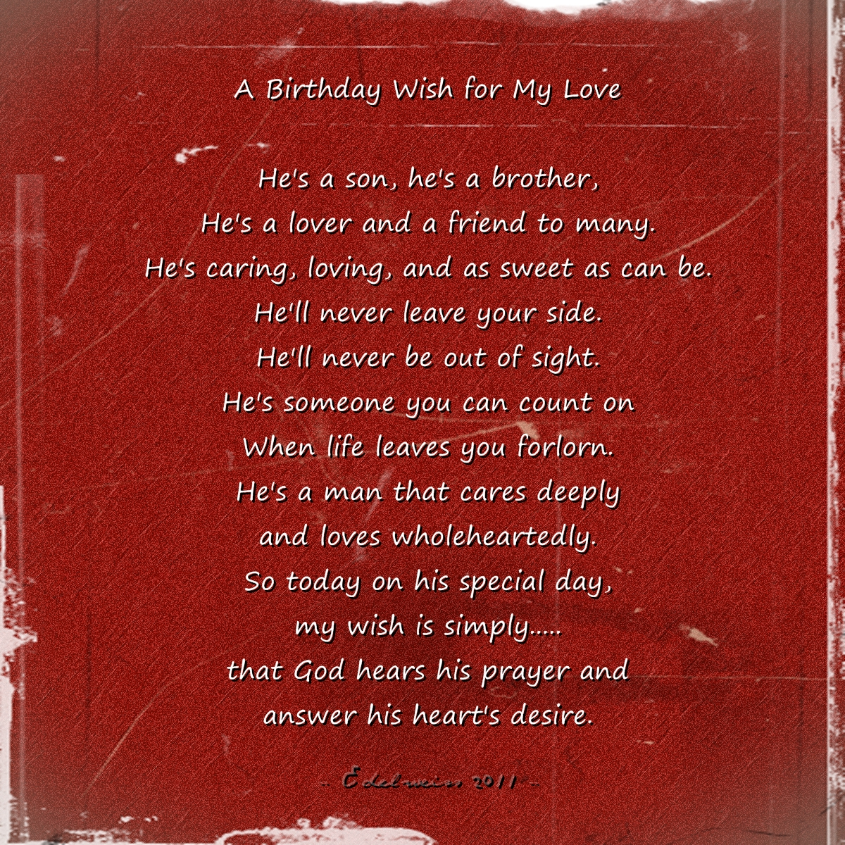 Super Quotes About Happy Birthday My Love 18 Quotes Personalised Birthday Cards Beptaeletsinfo