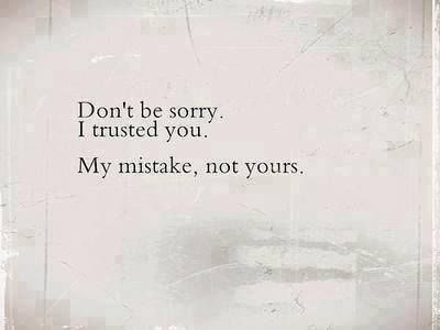 About trust and quotes betrayal Broken Trust