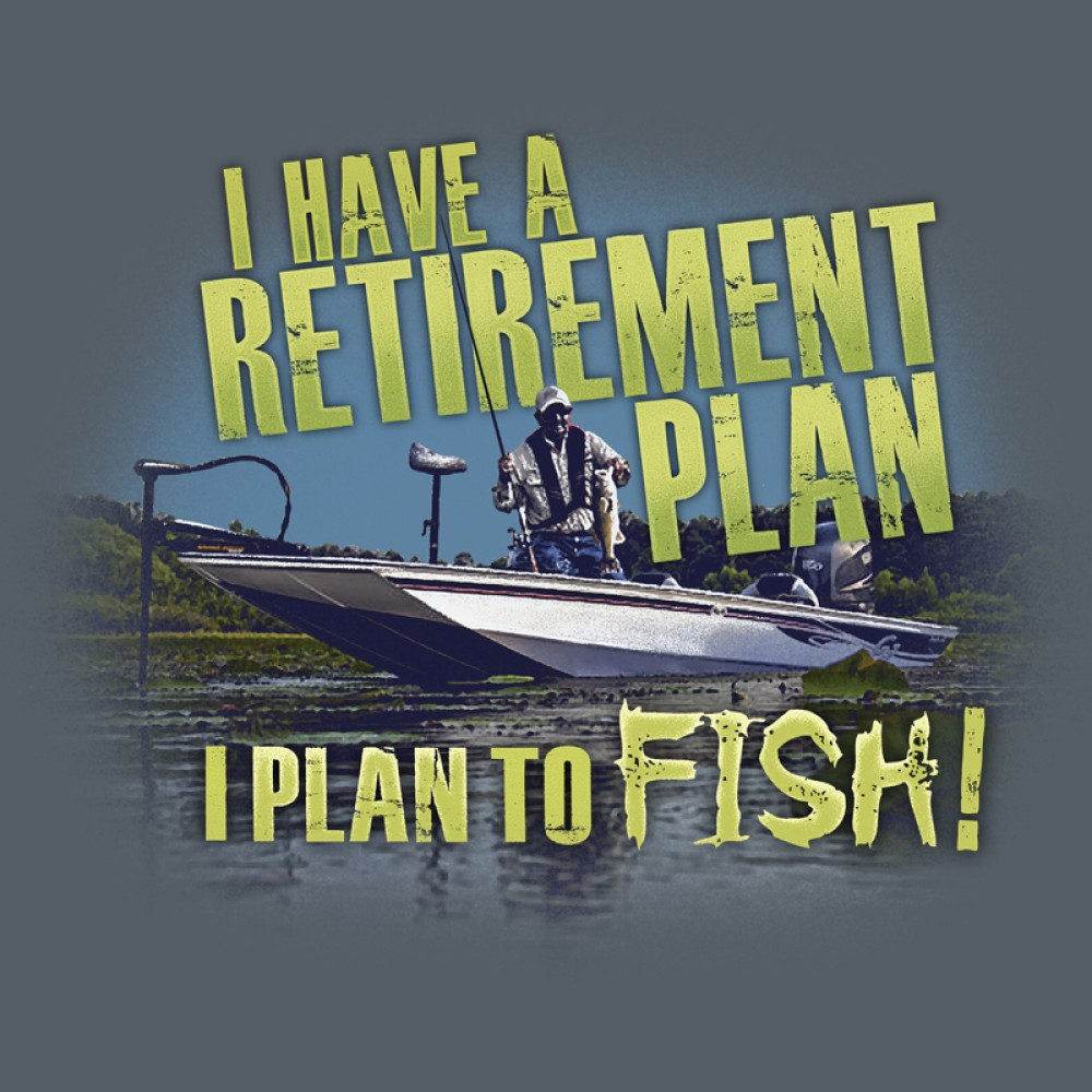 Quotes about Fishing and retirement (27 quotes)