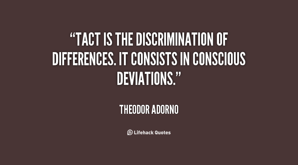 Discrimination Quotes Awesome Quotes About Discrimination Of Religion 17 Quotes