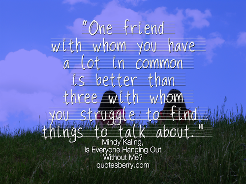 struggling friendship quotes
