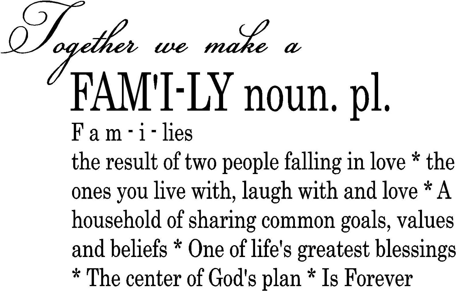 quotes about meaning of family quotes