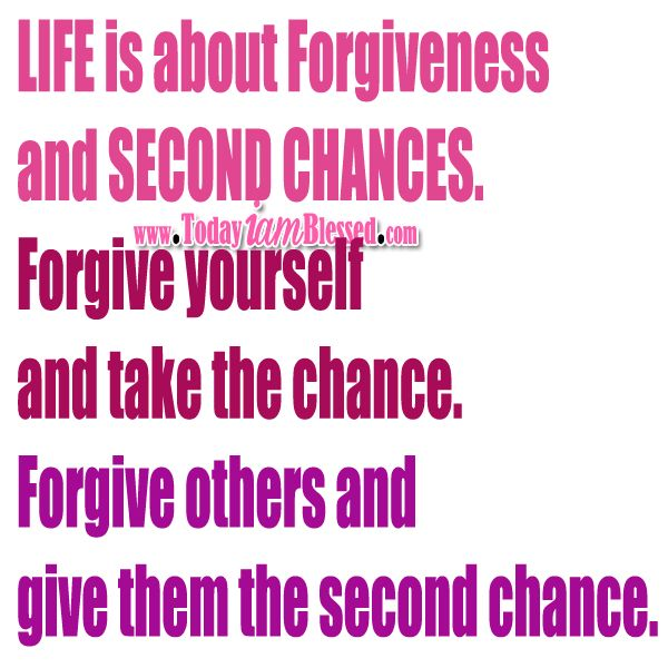 Quotes about Second Chances (88 quotes)