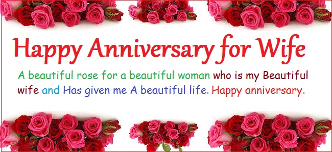 Quotes About Anniversary For Wife 38 Quotes