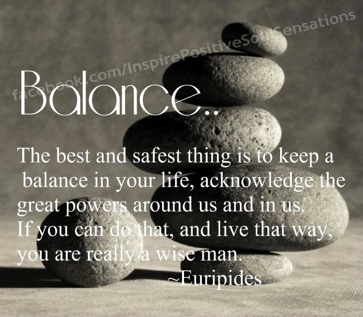 Quotes About Balance Of Nature 47 Quotes