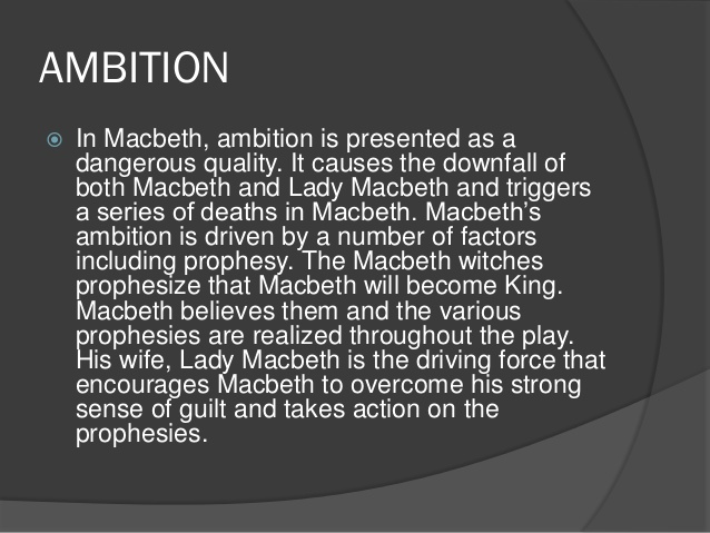an analysis of macbeths blind ambition role from good to evil Tagged: biographies, lady macbeth, literary analysis, macbeth, macbeth analysis, shakespeare, shakespeare biography, shakespearean sonnet, sonnets, william shakespeare leave a reply cancel reply you must be logged in to post a comment.