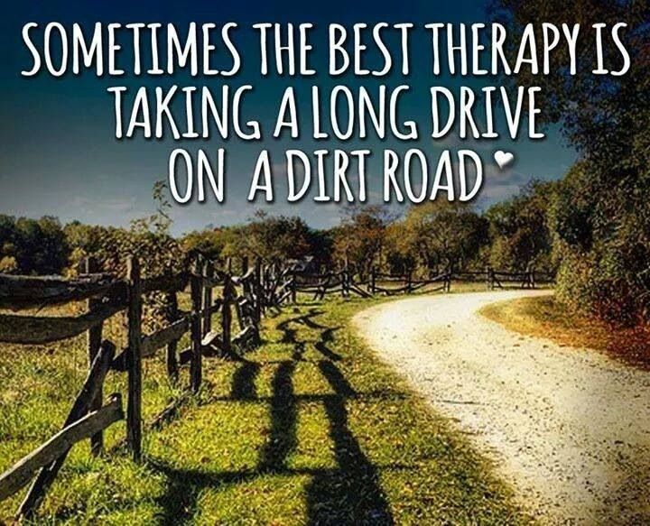 Quotes about Dirt roads (47 quotes)