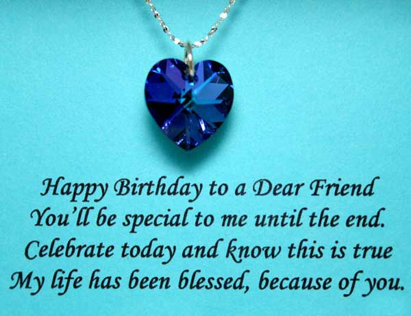Quotes about Birthday to best friend (16 quotes)