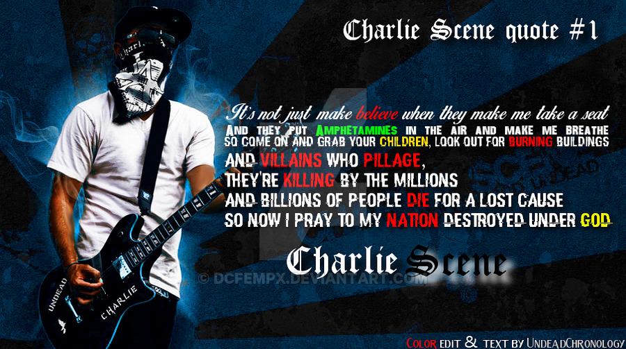 Charlie Scene Masked