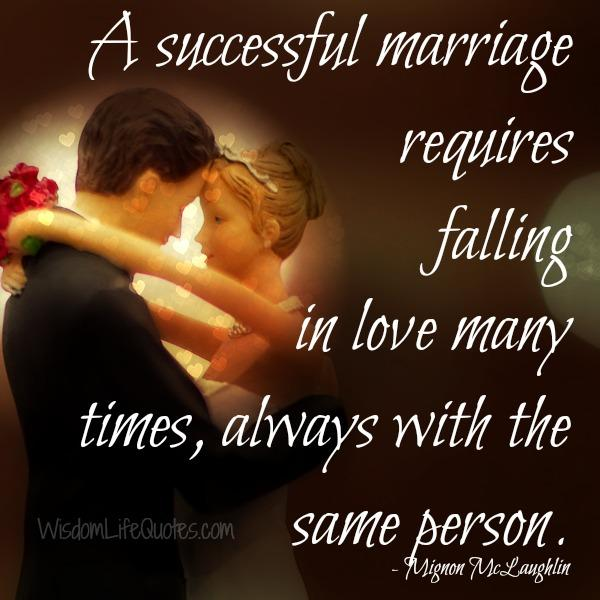 Quotes About Successful Marriage Life (14 Quotes