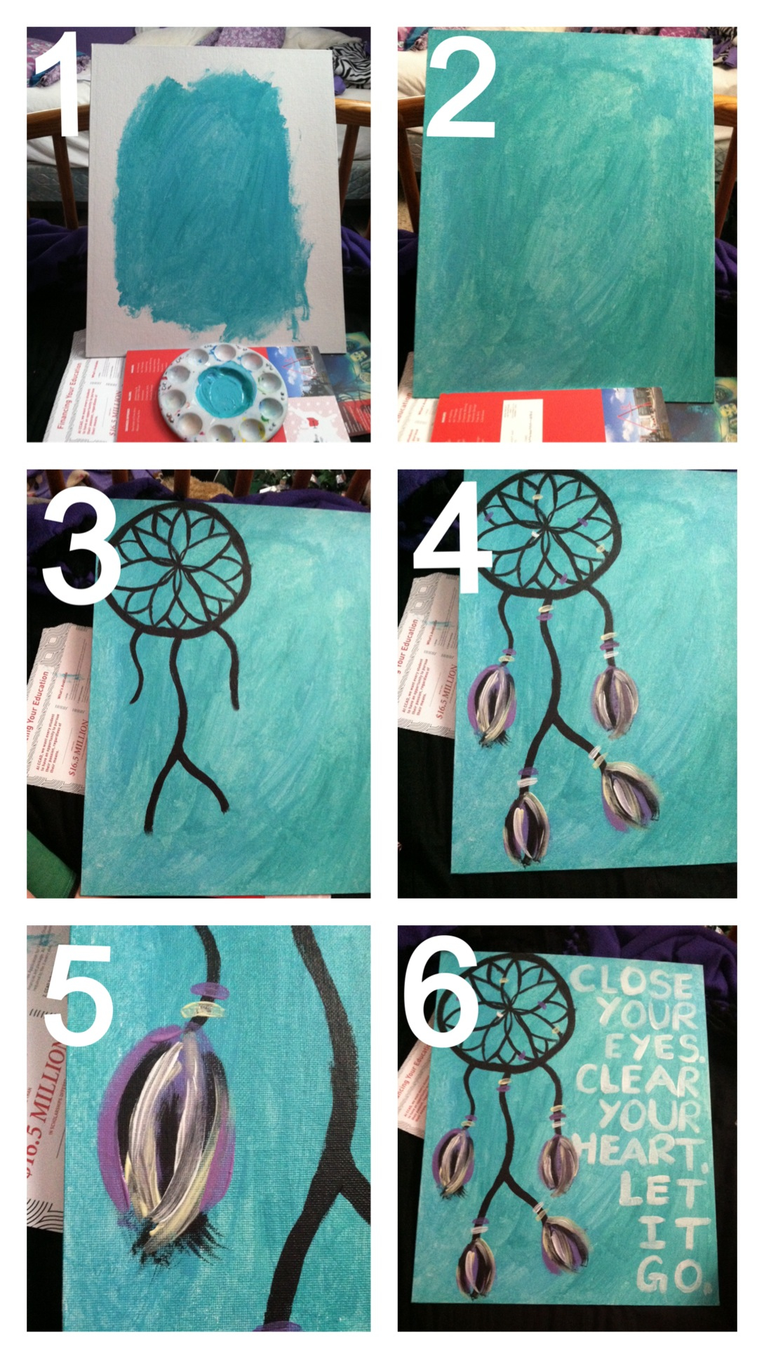 Quotes About Painting Dreams 26