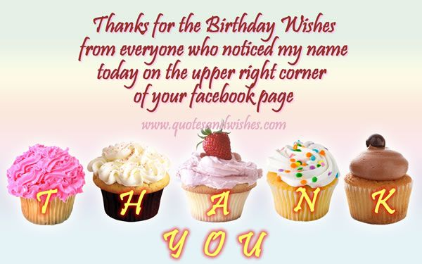 Quotes about birthday thank you 27 quotes httpfacebook picturesdrippicthank you birthday quotedazzlejunctiongreetingsbirthday thanksthank you1 birthdayf m4hsunfo