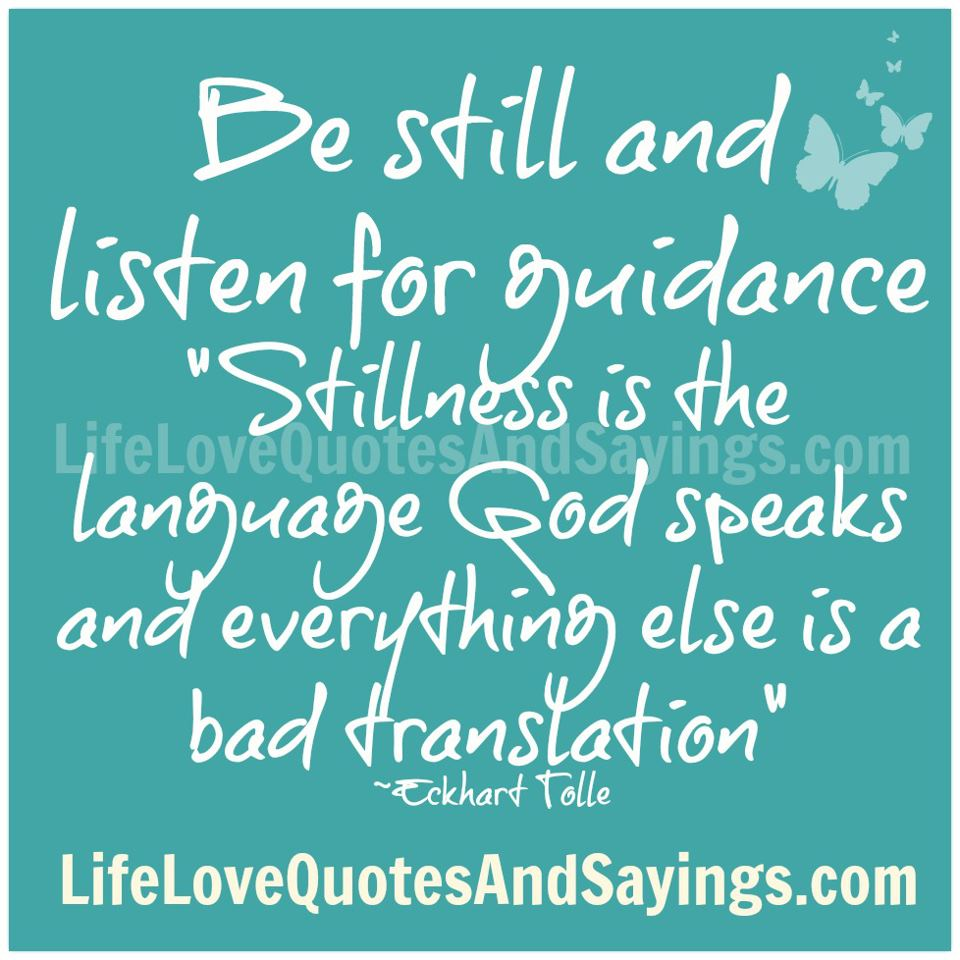 Quotes About Signs From God 33 Quotes