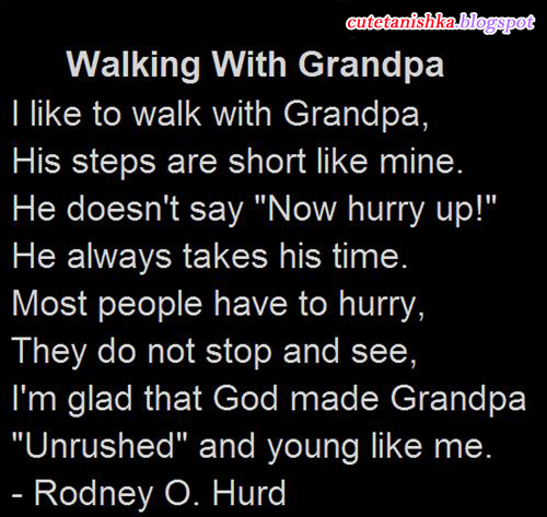 Quotes about Death grandfather (26 quotes)