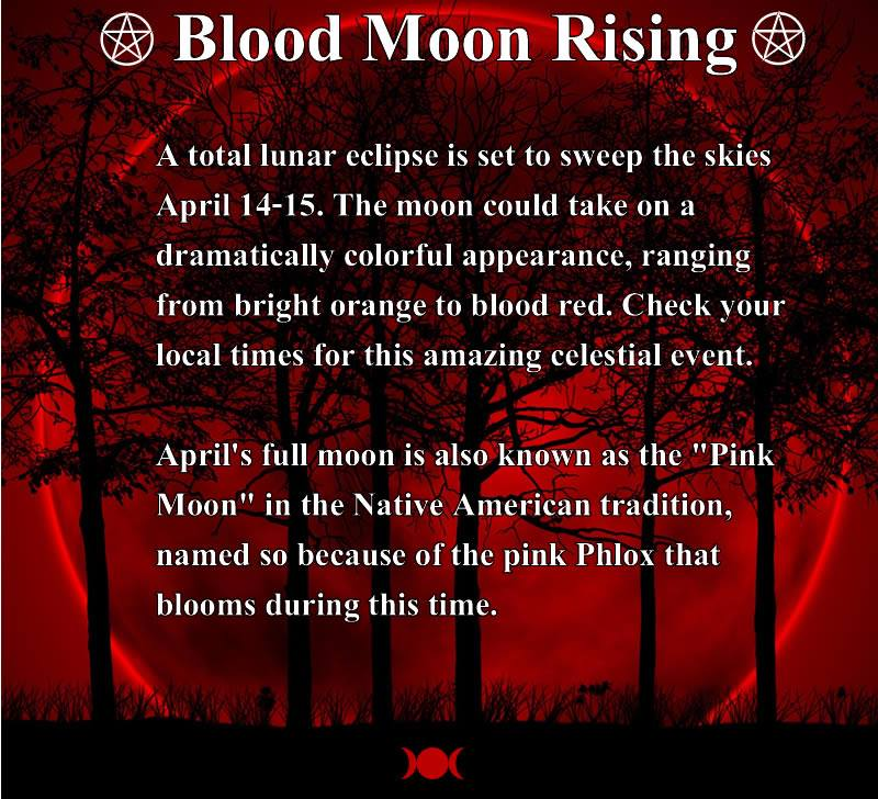 red moon rising meaning - photo #31
