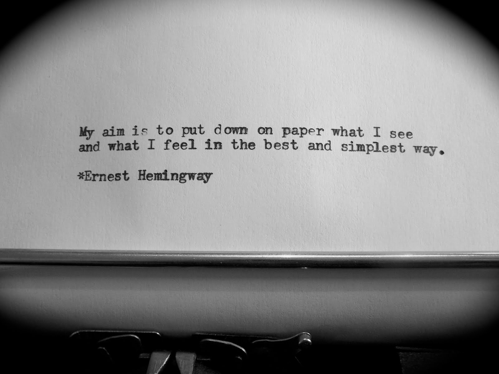 Quotes about Ernest Hemingway (90 quotes)