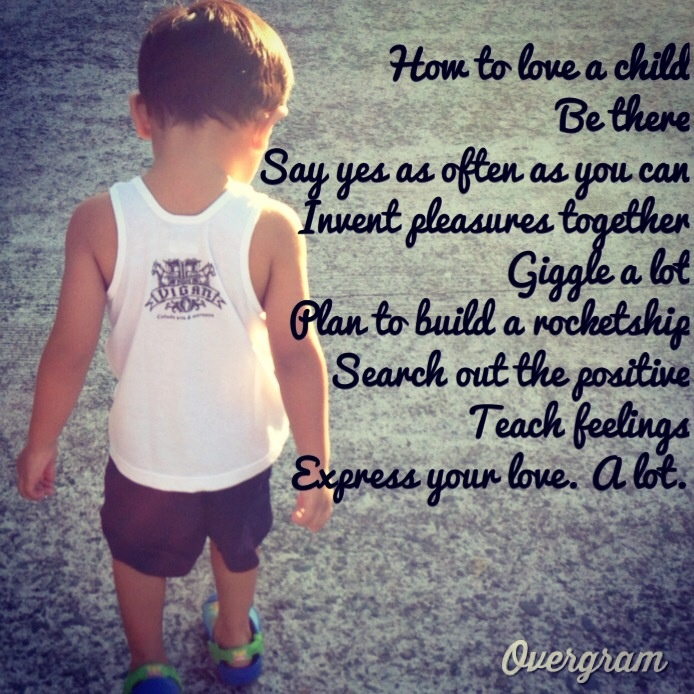 Quotes about Loving Your Child (28 quotes)