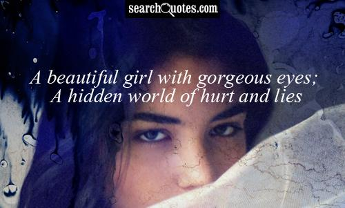 Quotes About Beautiful Girl Eyes 21 Quotes