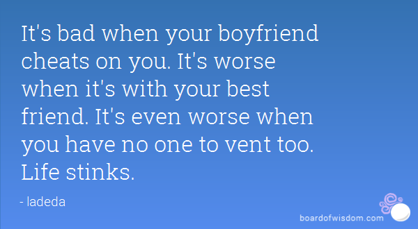 quotes about boyfriend treating you bad quotes