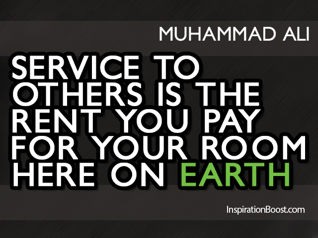 Image result for quote about service to others