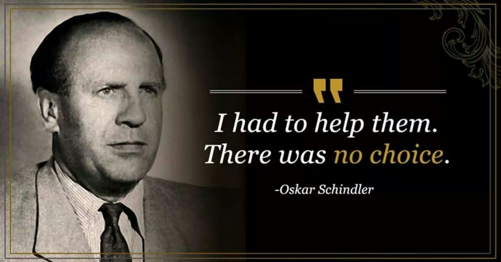 a paper on the life of oscar schindler Oskar schindler: the man and the hero (holocaust essays) the following are essays created by a class studying the holocaust if you'd like to send your comments.